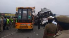 QChennai: 20 Dead in Bus-Truck Collision; IIT-M Prof Arrested