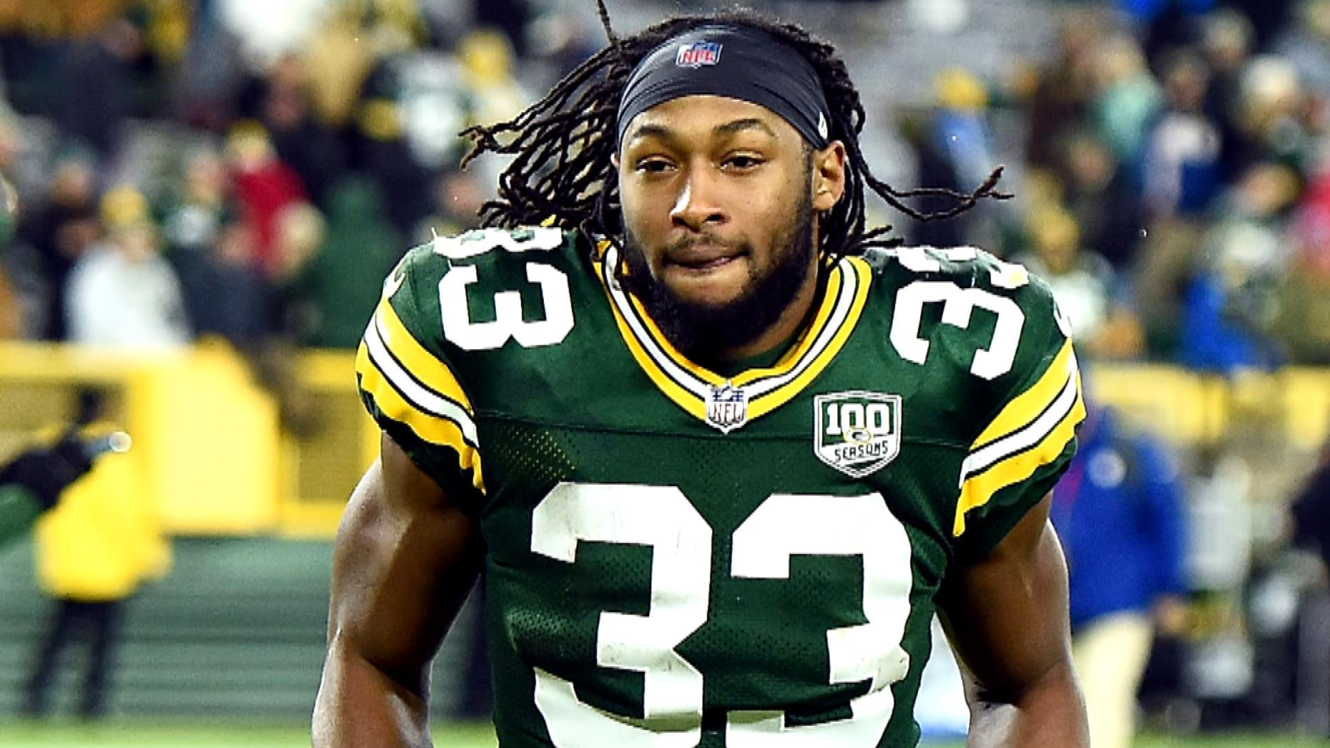 Is Green Bay Packers Rb Aaron Jones Poised For Big Year