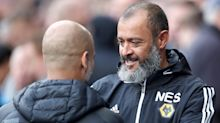 Nuno Espirito Santo plays down importance of Wolves' double over Manchester City