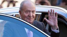 Soupçonné de corruption, l'ex-roi Juan Carlos quitte l'Espagne