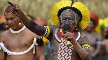 Cacique Raoni, líder indígena, é internado após passar mal em Mato Grosso