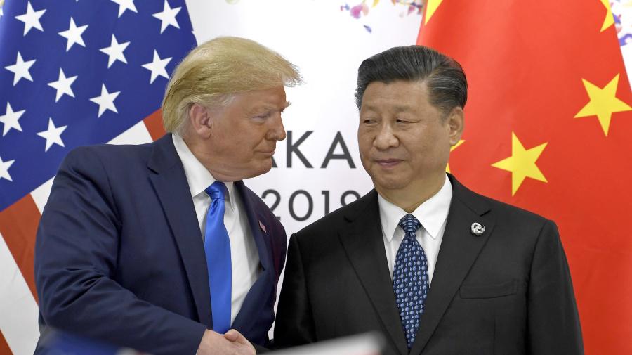 Trump slaps retaliatory tariffs on Chinese goods
