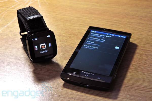 Sony Ericsson LiveView review