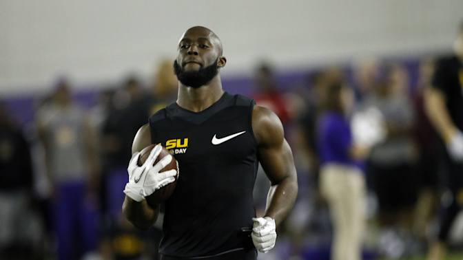 Draft profile: Fournette could be AP 2.0