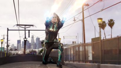'Captain Marvel' surging towards $1 billion