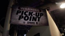 Preview of the zombie laser tag experience at Singapore's Halloween Horror Nights 7