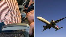 Empörung über Flugzeugsitze ohne Rückenlehne bei Billig-Airline