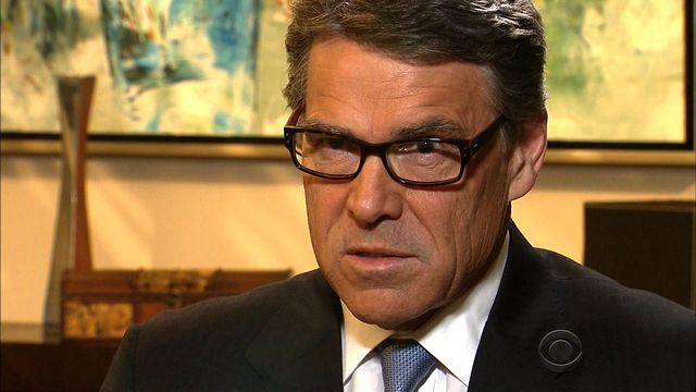 Perry requests National Guard to stem tide of illegal immigrants