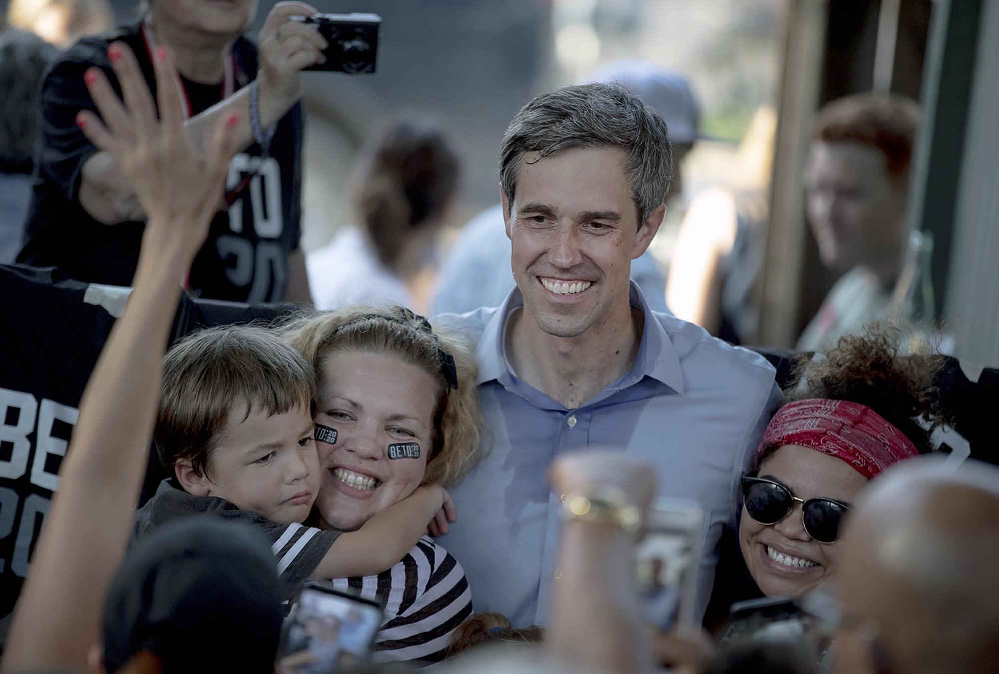 Election 2020 Beto O Rourke