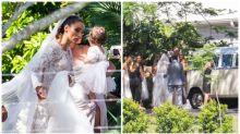 It's here! Inside Sam Wood and Snezana's Byron Bay wedding