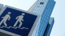 Deutsche Bank market share shrinks in some areas