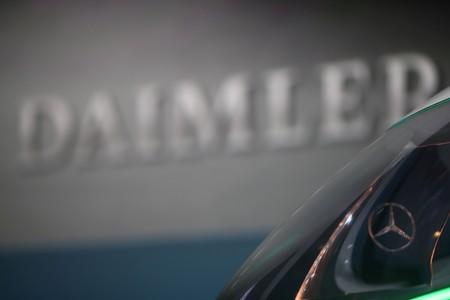 FILE PHOTO: Daimler AG's annual news conference in Stuttgart