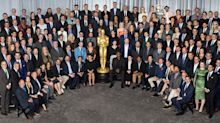 Behind the scenes at the 2018 Oscar nominees luncheon: 'I'm a little freaked out right now'