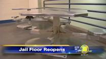 New floor at Fresno Co jail set to open