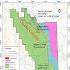 Altum Reports Results of 16.55 g/t Au, 46.4% Cu and 144 g/t Ag from its 2020 Adam West Exploration Program