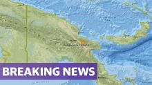 Papua New Guinea rocked by 6.3 magnitude earthquake