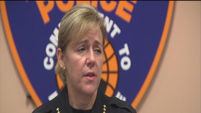 city commissioner wants to immediately cut ties with LPD Chief Womack