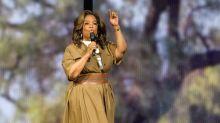 Oprah Winfrey denies advising Harry and Meghan on royal exit