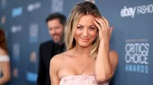 Kaley Cuoco Used This $10 Drugstore Mascara on Her Wedding Day