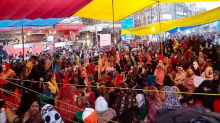 In Shaheen Bagh-inspired Protest, Mumbai Women Launch Sit-in Dharna Against CAA, NRC