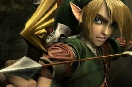 The Legend of Zelda CGI movie that never was
