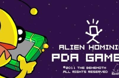 Alien Hominid: PDA Games adds new trial levels