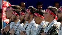 Iran calls US sanctions on paramilitary force 'blind vindictiveness'