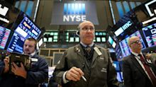 S&P 500, Dow close slightly lower after wobbly session
