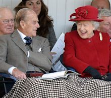 Without Prince Philip, who will be the Queen's 'strengths and stays'?
