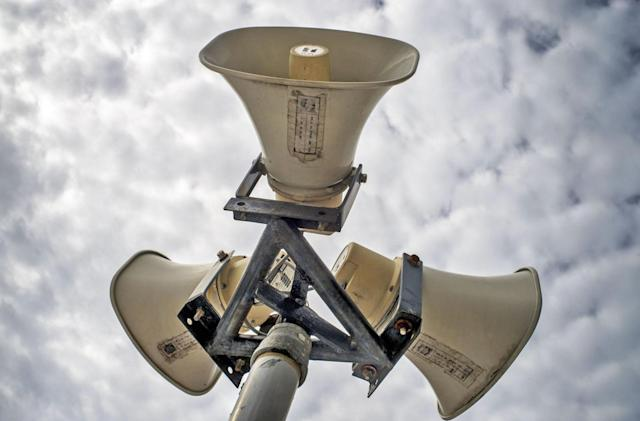 Hack sets off all of Dallas' emergency sirens