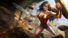 DC再一漫畫人物降臨《傳說對決》!「神力女超人」加入戰場