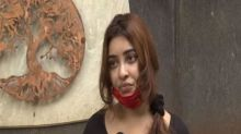 Mumbai Police takes Payal Ghosh to govt hospital for medical test in sexual assault case