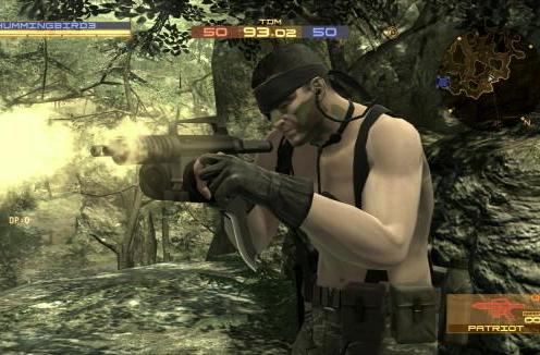 Metal Gear Online gets 'Race Mission' update, promises more for anniversary