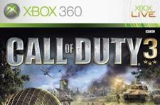 Call of Duty 3 cheaper to import