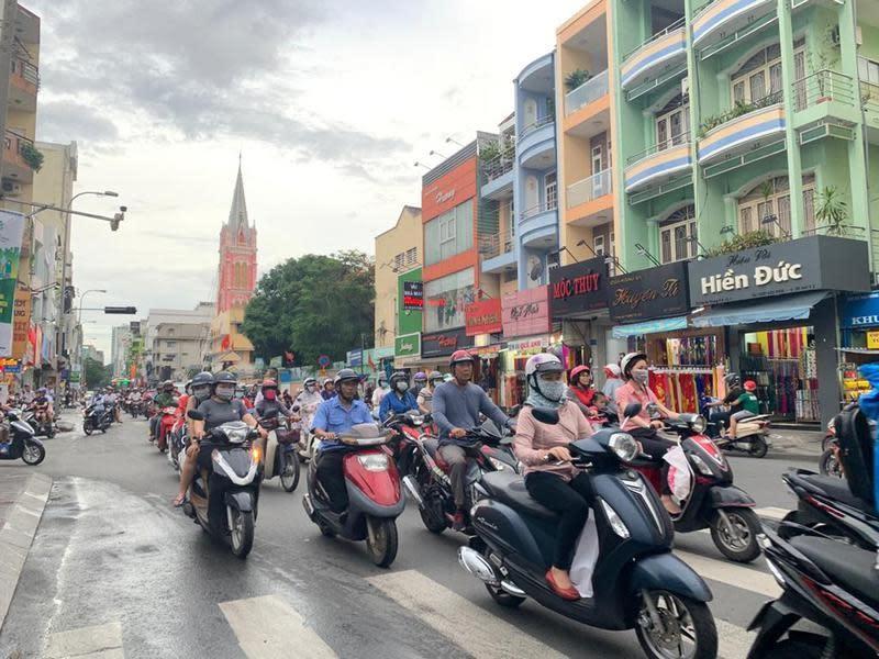 Dating Ho Chi Minh-staden