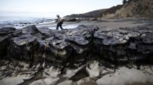 Evidence of an oil spill was obvious, but was it a crime?