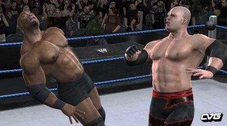 WWE Smackdown vs. Raw 2008 first screens
