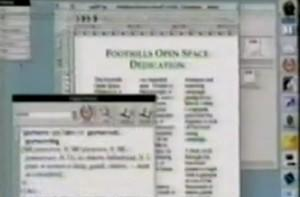 Found Footage: Steve Jobs demonstrates NeXT Step