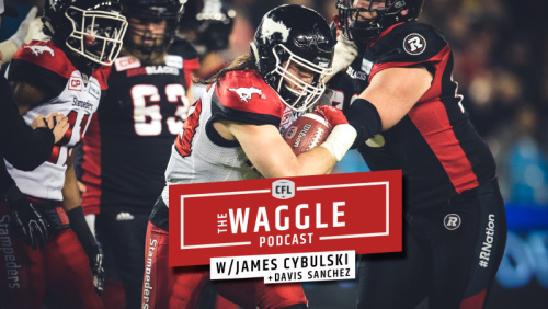 Waggle Extra: In conversation with Stamps LB Alex Singleton