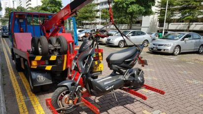 LTA impounds PMDs after enforcement operations in February