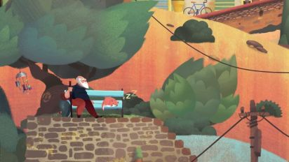 This hidden gem of a game will make you want to hug your grandpa