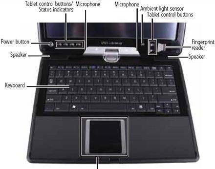 Gateway's imminent new tablet PC