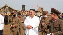 金正恩促加強北韓緊急防疫體系 維持「超級緊張狀態」