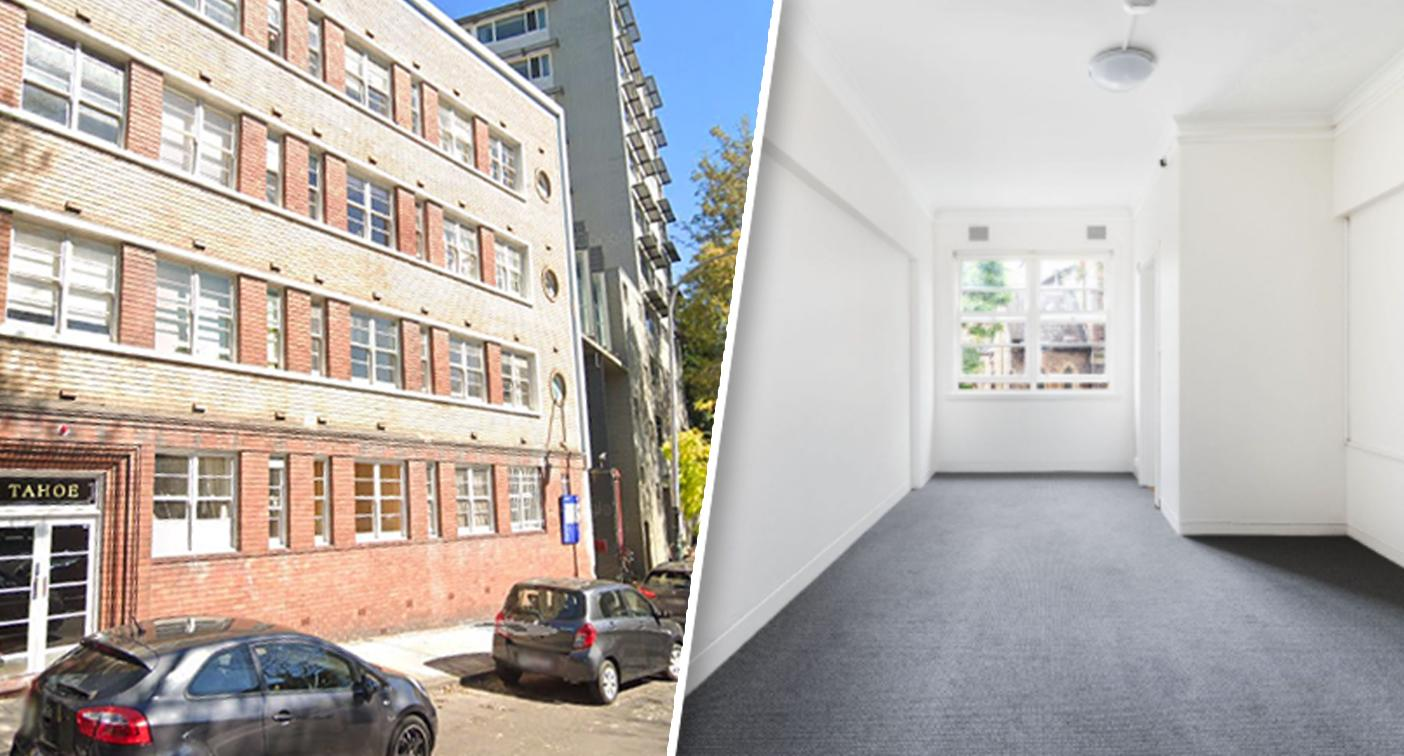 The awkward reason 'great' Sydney apartment is selling for just $150,000