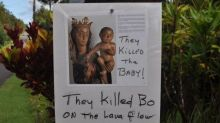 Mysterious Notes And Posters Haunt A Hawaii lsland Murder Mystery