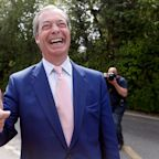 European Elections: Nigel Farage's Brexit Party predicted to be big winner