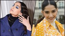 Sonam Kapoor Ahuja Exudes Confidence In Her Formal And Summery Outfits