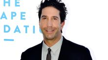 David Schwimmer Thanked by Police After His Lookalike Is Arrested for Theft