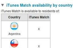 iTunes Match launches in 19 more countries, shows Latin America some love from the cloud