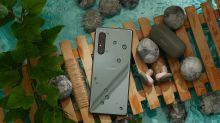 Sony 推出規格升級的「鏡湖綠」Xperia 1 II